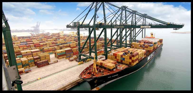 principales importaciones a la india