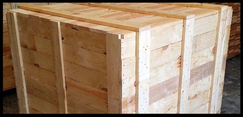 toneladas de cajas importadas de india a españa
