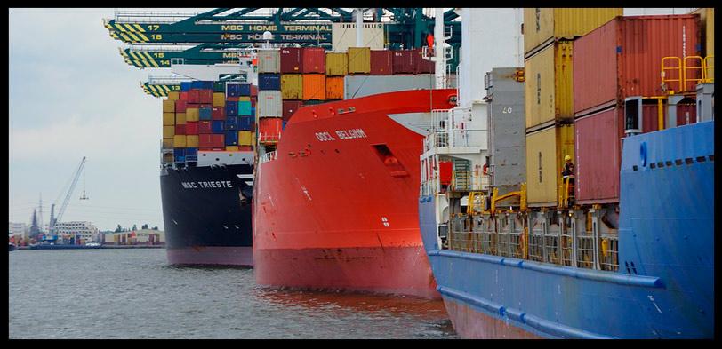 transporte marítimo precios