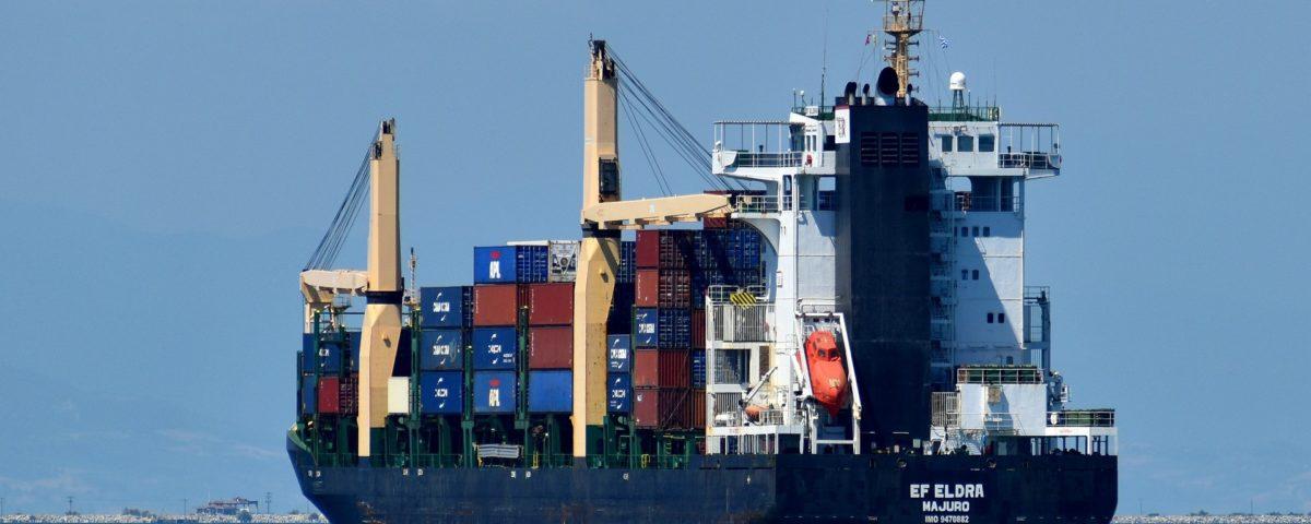 tarifas de transporte marítimo internacional